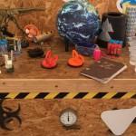 Laboratorio al Villaggio del Clima