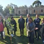 """""""Dalle parole ai fatti: oggi piantiamo solide radici"""" l'evento rappresentativo ai giardini di Palazzo Reale"""