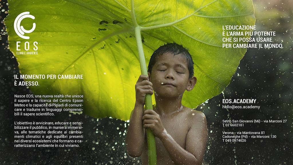 EOS - Clima e Ambiente