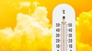 Termometro d'estate