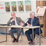 Prof. Antonio Speranza, Presidente Demetra e Ing. Giorgio Roberti, Meteo Expert.