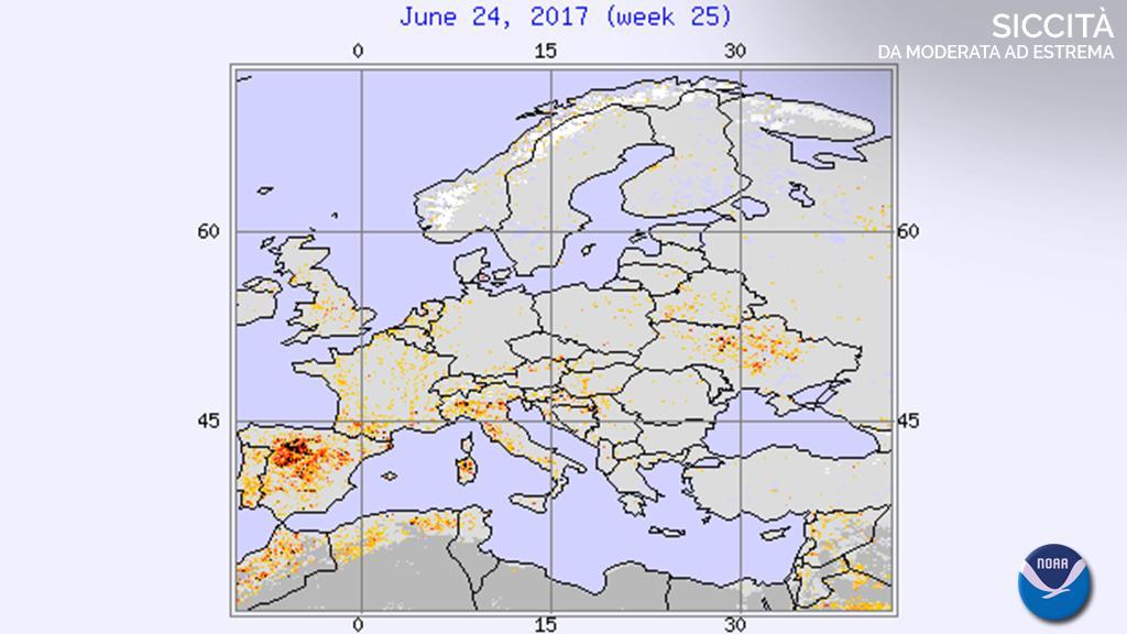 NOAA europa