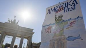 Clima protesta a Berlino