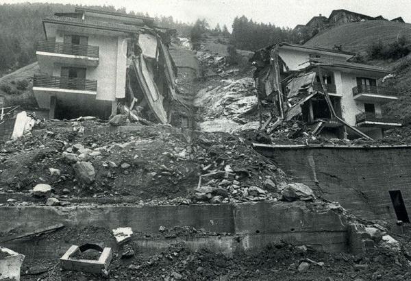 Alluvione in Valtellina - Foto Valtellina News