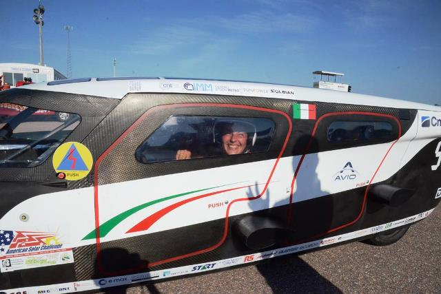 Onda Solare Emilia 4 vince l'American Solar Challenge 2018