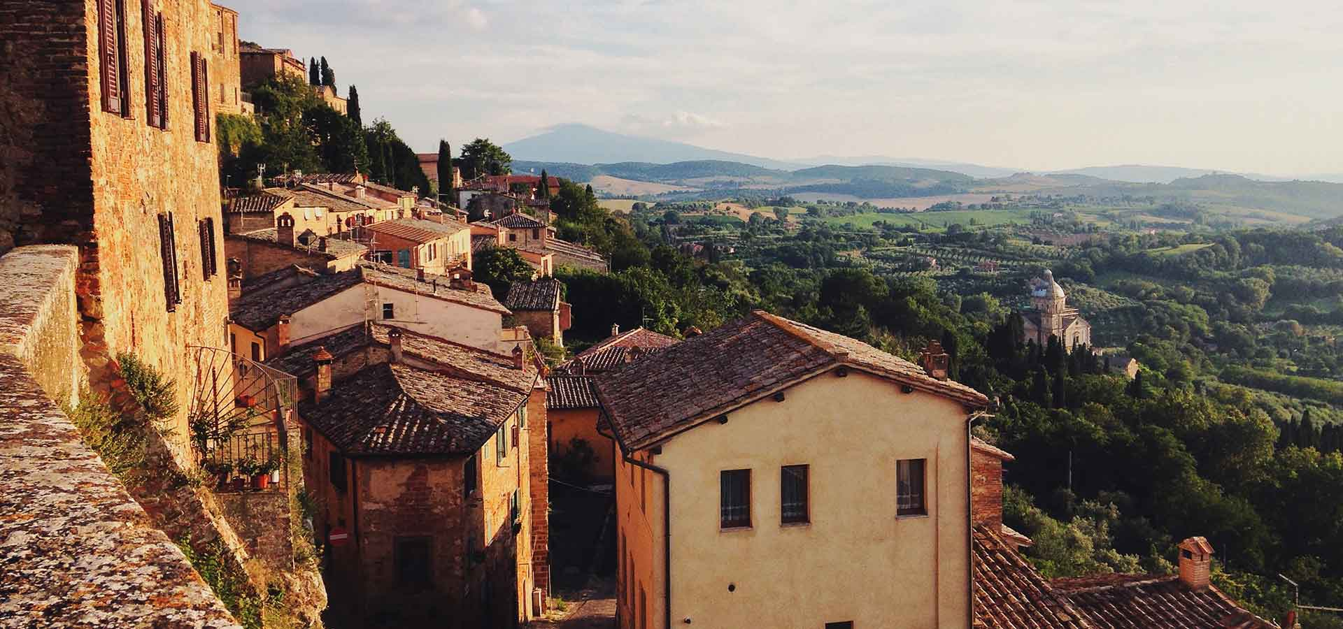 Italia a rischio frane e alluvioni